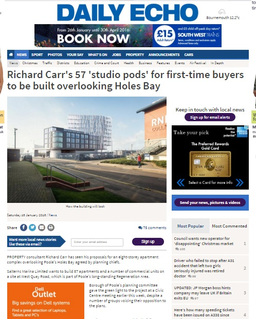 Richard Carr Property Developer