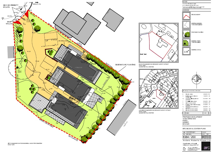 Richard Carr Brownfield Development