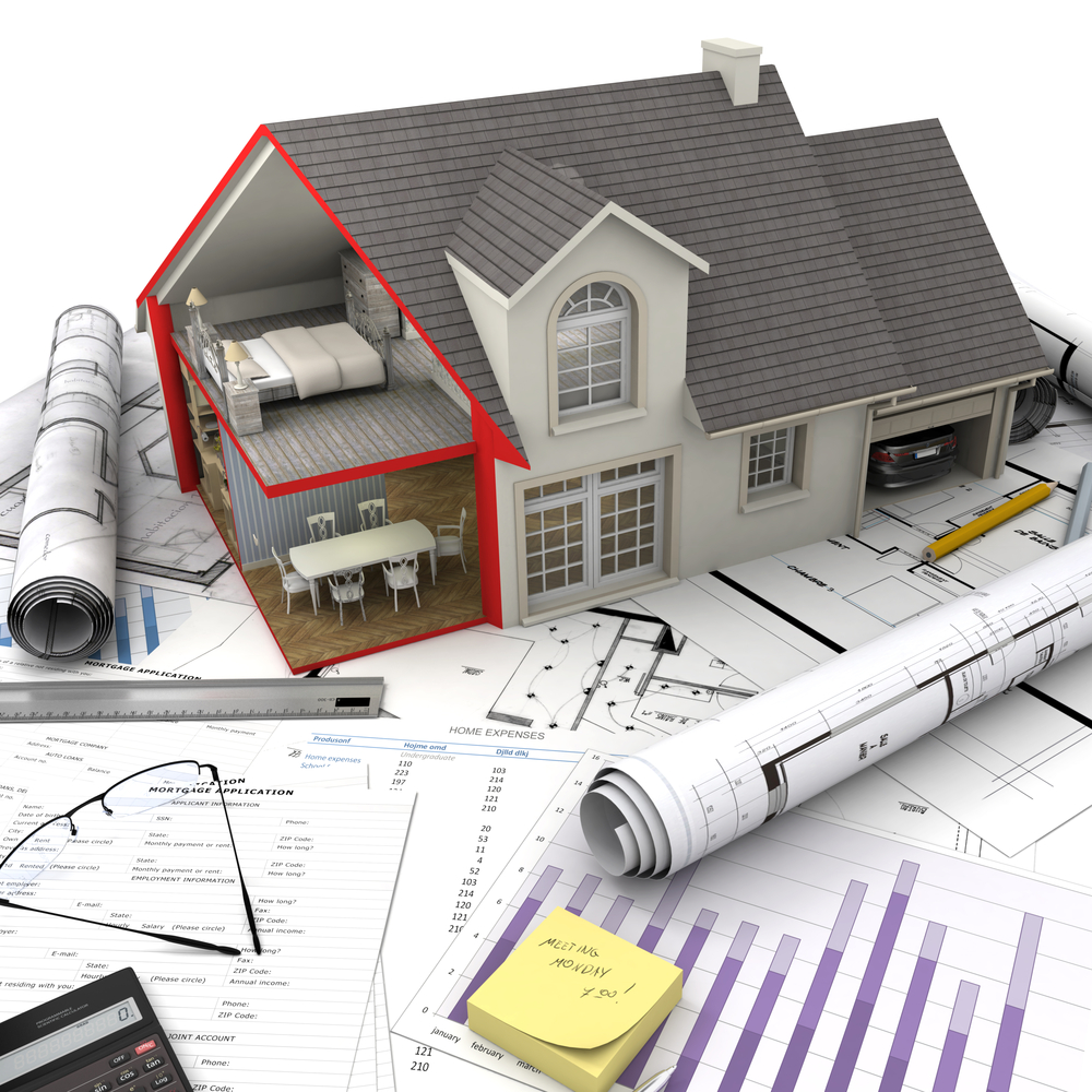 how to develop property with no money